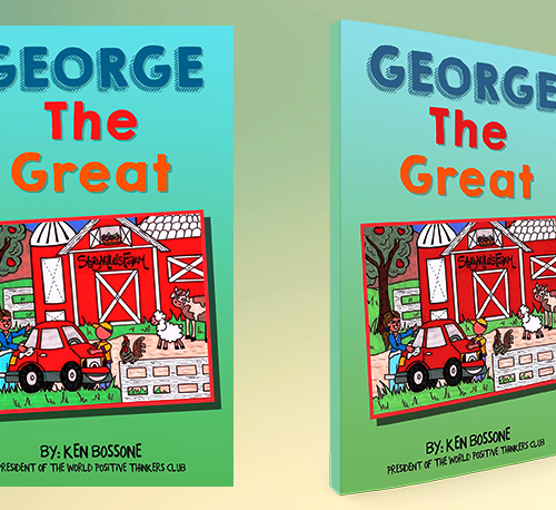 George The Great Cover