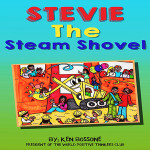 Stevie The Steam Shovel